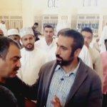 فيديو #أحمد_الشقيري في #مسجد_السيدة_مزون #سلطنة_عمان #عمان ويدعوا للمسلمين في #سوريا #العراق #تونس #مصر #اليمن http://t.co/FYIn6aRHLU