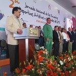 VIDEO: El Gobernador @Paco_Olvera realiza declaratoria inaugural Encuentro Deportivo @SnteNacional http://t.co/OUvB3AFv9i