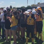 VIDEO: Snyder Lady Tigers after their 4-1 win over Kennedale. They play tomorrow at Kennedale at 2! #txhssoftball http://t.co/GvN2SOccPS