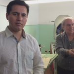 """""""En #Gualaceo vamos a tener las ventajas de contar con un #DistritoDelCalzado"""". Alcalde @JuanDiego_B #AzuayProductivo http://t.co/7XwhXxsxbj"""