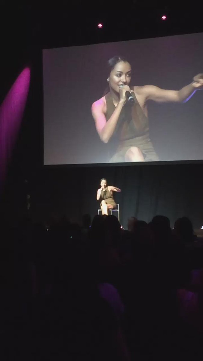 @KatGraham singing a bit of 1991 #BloodyNightCon http://t.co/rGsUPmaFfm