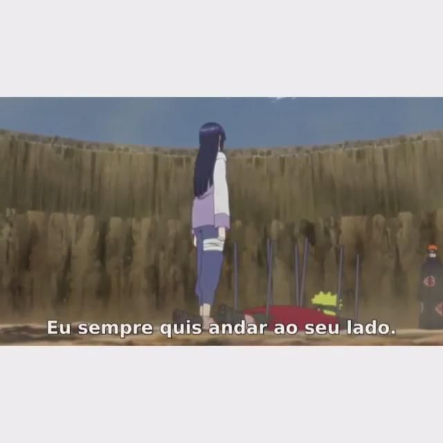 『NARUTO』ヒナタの思い