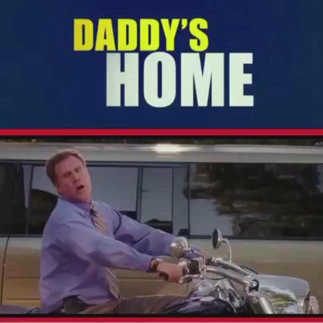 @DaddysHome starring #WillFerrell #MarkWahlberg @RedGranitePics @ParamountPics #Dad vs #StepDad http://t.co/zX0VjHDiaA