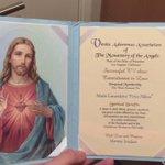 My dear friend @MadameMariette just got me the most special present! Nuns praying for... https://t.co/Atzv8VW7Na