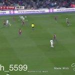 هـنا ( أسيست ) #ليونيل_ميسي للكواخي ❤️ في المباراة التي يحبها الجميع ( 5-0 ) امام #ريال_مدريد @L3bo0ob @pride_asia http://t.co/RnJst2gpWq