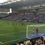 @Ddwyer14 capped off a hat trick with this PK... in the first half. #HeScoresWhenHeWants @SportingKC http://t.co/V5q6CnID4g