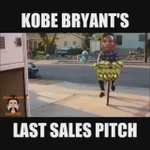 Kobes last sales pitch 😂😂😂 http://t.co/jQl9klRZz2