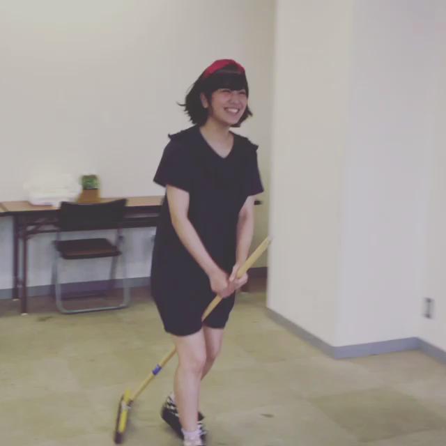 おはもー☀️昨日紗英ちゃんがブログにあることのために移動中って書いてたけど朝からのお仕事のためだったのか〜(⊙ロ⊙)!