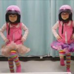 クレポのBar Bar Barのダンスをカバーする女の子二人が可愛すぎる😳💓  http://t.co/i2Fw0RHFKX