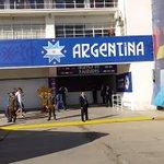#CopaAméricaTyC Así entraron los jugadores de #Argentina al vestuario. http://t.co/53egPuda8M