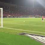 Video: Alexis penalty to win Chile their first ever Copa America last year. #afc https://t.co/kKJfnX7MD5