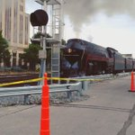Backing down the main to head to Lynchburg!! #fireup611 http://t.co/JdyoCL4oRH