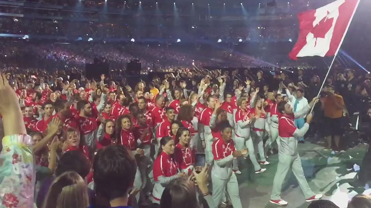 Tell me that doesn't give you chills #Canada #PanAm2015 http://t.co/3uOytOwWpU
