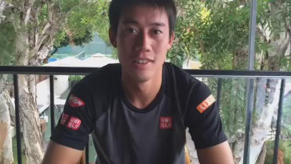 We are just 11 days out! @keinishikori is ready, are you? #CitiOpen http://t.co/r9rOVq8UKg