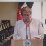 """CASO #CAVAL """"Una nación más justa y equitativa"""" By Michelle Bachelet HOY respondió 4 de 7 preguntas! http://t.co/8OqpYdHzWj"""