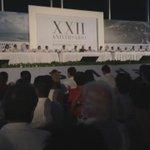 #Video  El presidente @MauricioGongora encabeza la sesión pública y solemne. @betoborge @PODERJUDICIALQR http://t.co/dTmfsPynYi