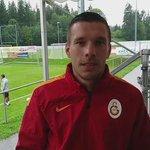 RT @Podolski10: Tarih Yaşatanlarındır Sonsuza kadar Ali Sami Yen! #Galatasaray http://t.co/W2CiOlXAoY  А #футбол когда, Подол???