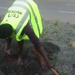 @KideroEvans what is happening here??? @NationFMKe @JimmiGathu #kideroFlowers are being removed?? #KOT http://t.co/8VPeFacZN5