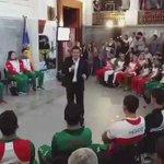 Seguiremos apoyando la formación y promoción deportiva para que #Jalisco siga siendo ejemplo a nivel nacional. http://t.co/Gwaqk7ydiS