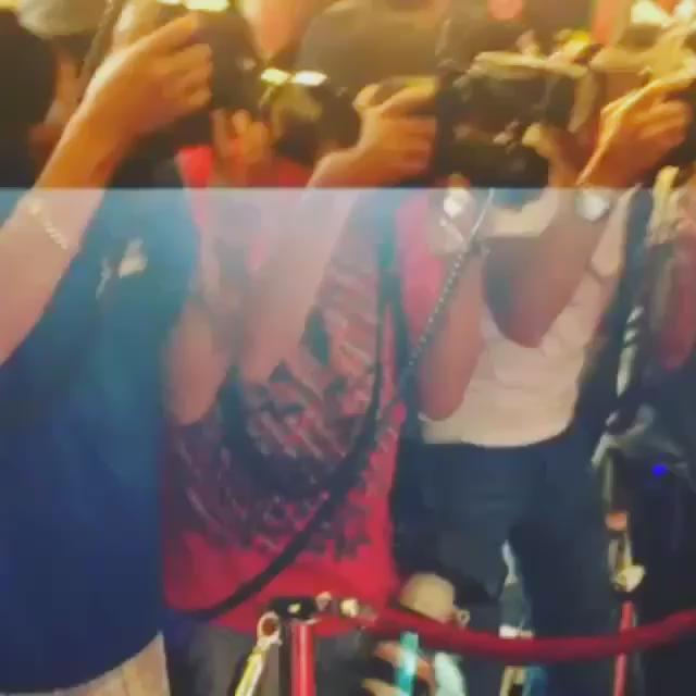 RT @PaulaAbdul: Loved walking the #redcarpet w/ @nicolescherzy ???? xoP #ReachUpLA @SpecialOlympics @LA2015 http://t.co/IM3cNLesxp