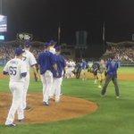 FINAL: #Dodgers 5, Angels 3 #WeLoveLA #Whiff http://t.co/p7zjEl7jck