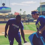 #Dodgers challenge the @Astros, @kidkeuchy and @AnniseParker in the #ALSIceBucketChallenge! #EveryAugustUntilACure http://t.co/wleWe4nWmv