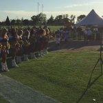 Adrians arrival! #VikingsCamp http://t.co/3NcCv3yS8W