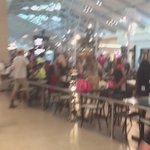 things just got real @ stonebriar #kittyfight http://t.co/8D8diZAukc