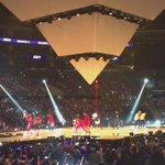 #GOT7 x #MONSTAX get down for a dance collaboration #KCON15LA http://t.co/ITiyvG6JCL