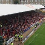 Ten men went to mow! #COYR #AberdeenFC http://t.co/qgEAb7Ydfx