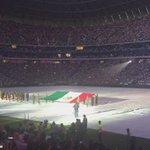 O Hino Nacional Mexicano. #EusébioCup http://t.co/KYkLEitqDw