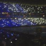 Espectacular la ola digital en el #EstadioBBVABancomer http://t.co/srcxwaaoAX