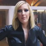 """My name in the video is Destructa X, which I think is perfect for me.""  @elliegoulding  http://t.co/IcQyWxrEm2 http://t.co/hQE6K3jjav"