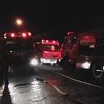VIDEO: Incendio declarado afectó a Cocineria KUPAL, Floreria FELIPE y Local comercial en Venta. #Curicó. http://t.co/VuQTD4Cr0d