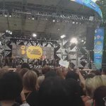 The band getting ready! #1DonGMA via insider http://t.co/BU0zd6thMD