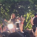 """""""Drag Me Down"""" ft @Harry_Styles on air drums #1DonGMA @GMA http://t.co/AIX07wiol2"""