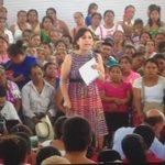 #VIDEO La educación en #Oaxaca y todo México seguirá siendo laica y gratuita: @Rosario_Robles_ http://t.co/75p1hD0cSl