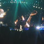 I took this of Wildest Dreams during the #1989WorldTour.. So excited to see what the music video is going to be! ???? http://t.co/eYCiF22i9U