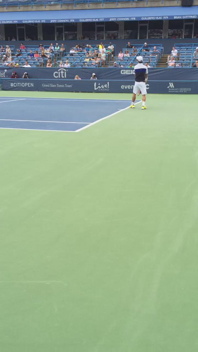Game, set, match! @keinishikori is on his way to the quarterfinals! http://t.co/sV7nIrkkwO