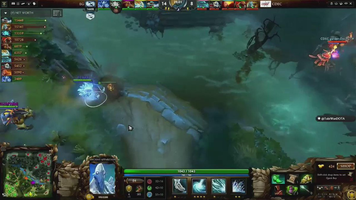 The six million dollar echo slam from @UniverseDota. #BleedBlue #TI5 #neverforget http://t.co/ZZ9STBr60a