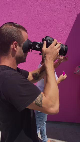 #VIDEO - Olivia sur le set de son shoot pour Beauty Coach hier. #2 http://t.co/uhiFamhu3w