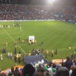 Así despidió su gente a #Nacional del #GPC tras la derrota 2-0 ante #SantaFe http://t.co/GIBCMg9mtc