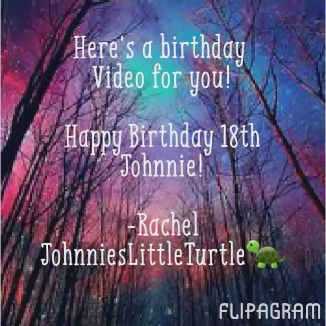 Johnnie Guilbert's Birthday Celebration