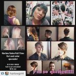 Call 615-291-9990 to book with our stylist Chelsea today! #video #hair #salon #Nashville http://t.co/Oq2rrfdbcA