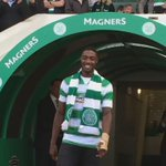Welcome to Celtic Park #NewBhoy Tyler! (NM) http://t.co/4tV7rlWfPQ
