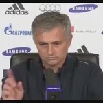Reporter: Jose, another fake score line? Jose http://t.co/qnRzgnEbJE
