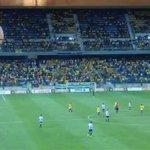 Brigadas Amarillas del Cadiz lo dieron todo ayer gracias @mariofdezveiga http://t.co/8sMsfZsmUL