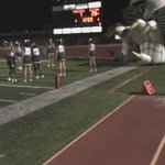 Ready for the 2nd half! Ellison leads Eagle Pass 28-7! #goeagles http://t.co/ND6PStN8nb