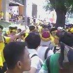 """""""Tolong senyap!!. Waktu sembahyang..""""  #Bersih4 #respect http://t.co/L92660L8jR"""