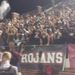 @trinityfootball has one of the best student sections in the state and country! #txhsfb http://t.co/DwZ8dqFAMf